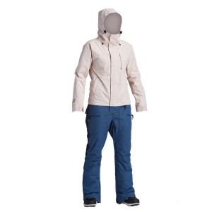 Комбінезон Airblaster W's Insulated Freedom Suit-Navy Blush