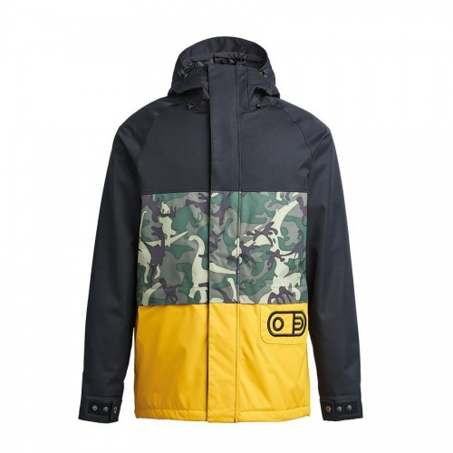 Куртка Airblaster Yeti Strach Jk OG Dino Gold