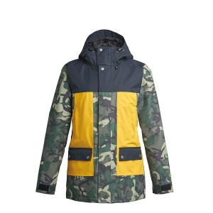 Куртка Airblaster Heartbreaker Jacket-OG Dino Gold