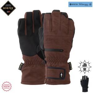 Рукавиці POW Wayback Gtx Short Glove + Warm Liner Bornt Bric