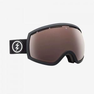 Маска Electric  EG2 Matte Black Brose\Brose Silver Chrome