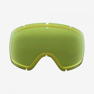 Лінза до маски EGG Yellow Green