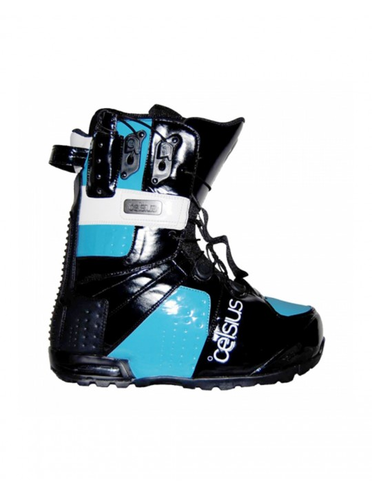 Celsius Cls Ozone Speed Lace Black/Blue