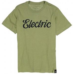 Футболка Electric  Vintage Green
