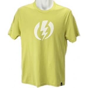 Футболка Electric Logo Lime