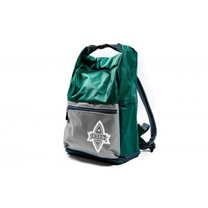 Waterproof backpack Born BIG green