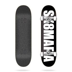 Скейтборд Sk8mafia OG Logo Black 7,87