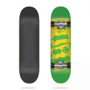 Скейтборд Flip Team Destroyer Green 6,75
