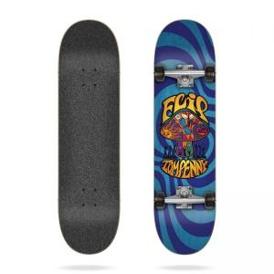 Скейтборд Flip Penny Loveshroom Blue 8,0