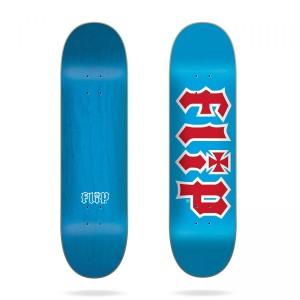 Скейтборд дека  Flip Team HKD Blue 8,5