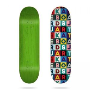 Скейтборд дека Jart Scrabble 8,0