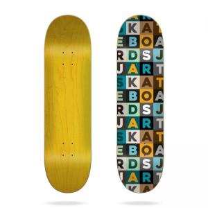 Скейтборд дека Jart Scrabble 8,125