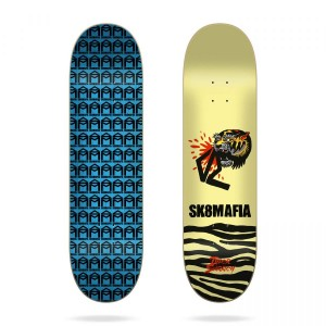 Скейтборд дека Sk8mafia Surrey Animal Style 8,25