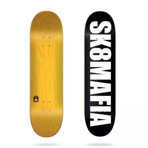 Скейтборд дека Sk8mafia Og Logo Black 8