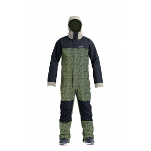 Комбінезон Airblaster Stretch Freedom Suit-LB Lizard
