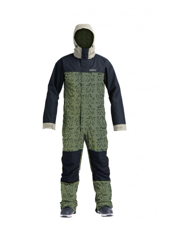 Комбінезон Airblaster Stretch Freedom Suit-LB Lizard