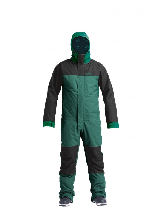 Комбінезон Airblaster Insulated Freedom Suit-Night Spruce