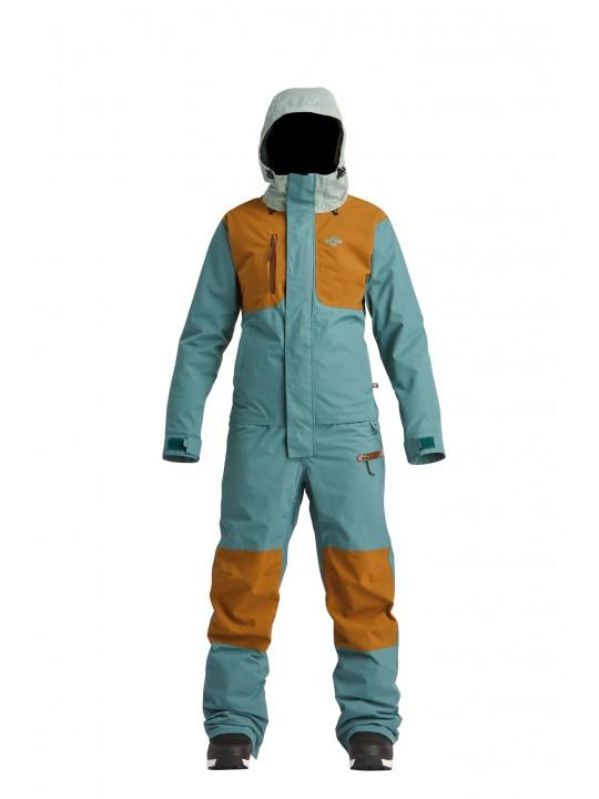 Комбінезон Airblaster Sassy Beast Suit-Atlantic