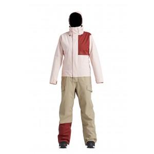 Комбінезон Airblaster W's Stretch Freedom Suit-Blush