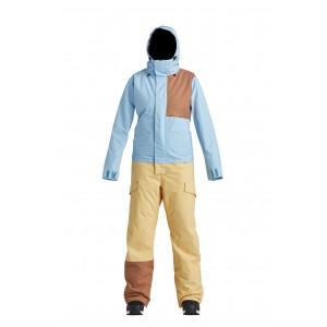 Комбінезон Airblaster W's Insulated Freedom Suit-Sky