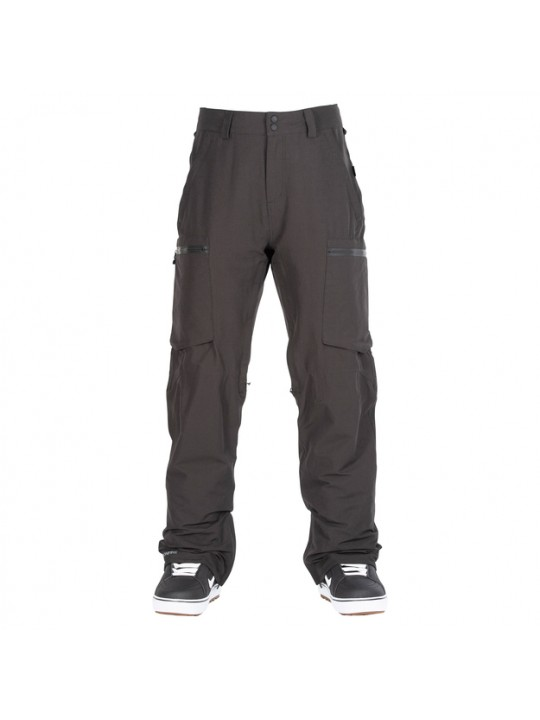 Штани BonFire TORCH 2L STRETCH PANT BLACK