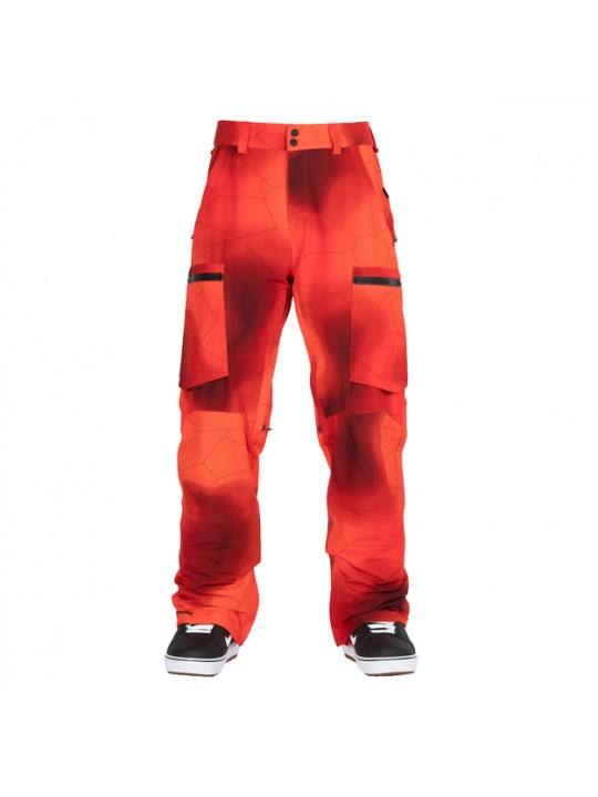 Штани BonFire TORCH 2L STRETCH PANT LAVA