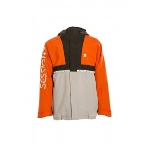 Куртка  Sessions SCOUT JACKET GREY