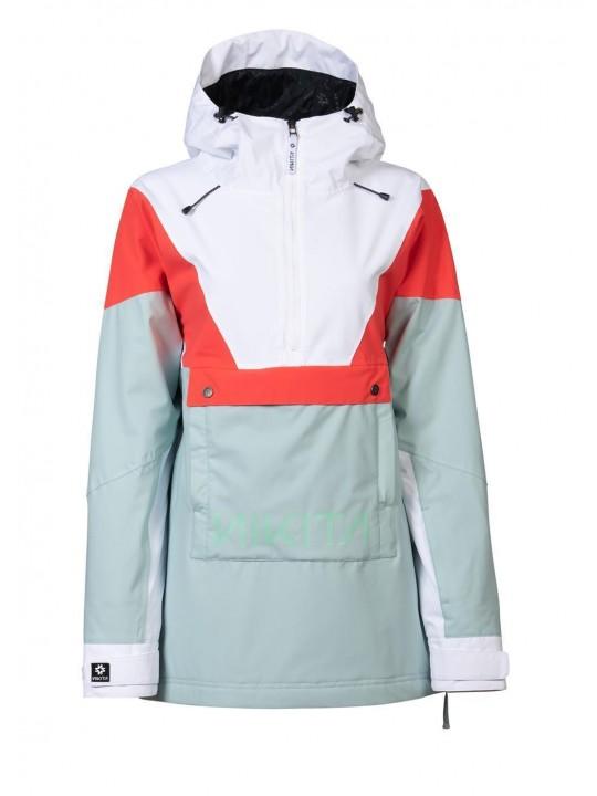 Куртка NIKITA WILLOW PULLOVER JACKET SEA FOAM GREEN