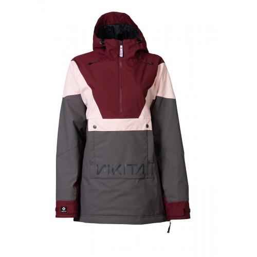 Куртка NIKITA WILLOW PULLOVER JACKET STEEL GREY