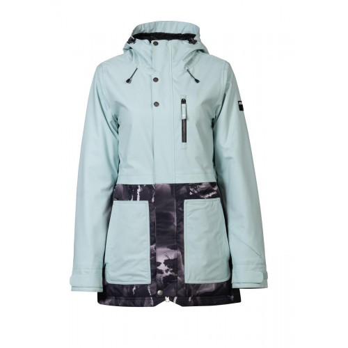 Куртка NIKITA SYCAMORE JACKET SEA FOAM GREEN