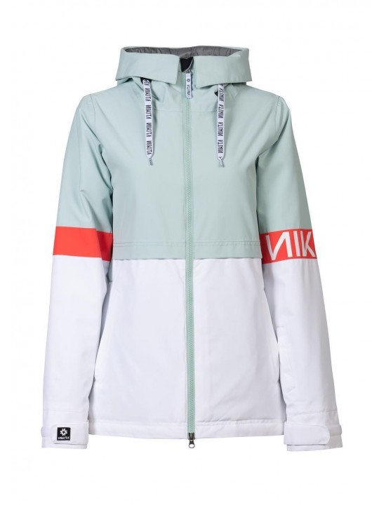 Куртка NIKITA LINDAN JACKET SEA FOAM GREEN