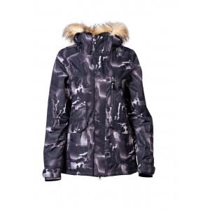 Куртка NIKITA HAWTHORNE PRINT JACKET BLACKOUT