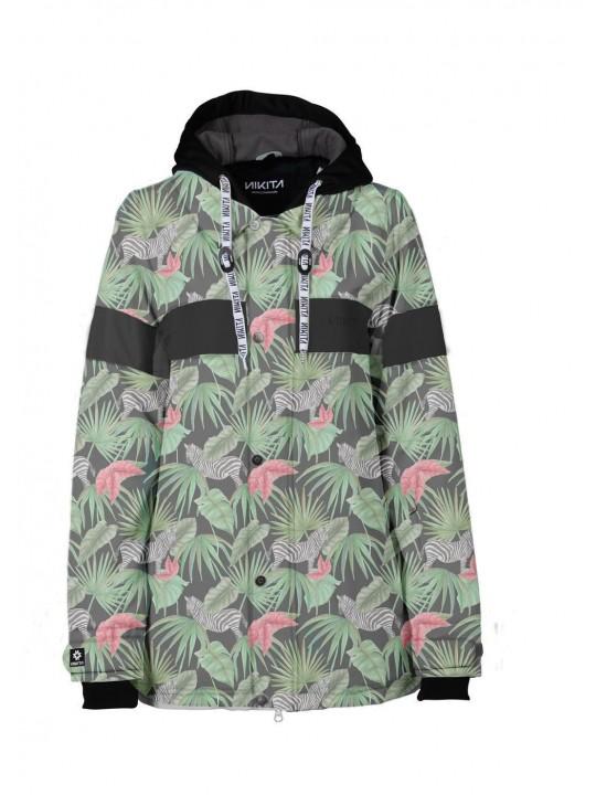 Куртка NIKITA LAUREL JACKET TROPICAL ZEBRA